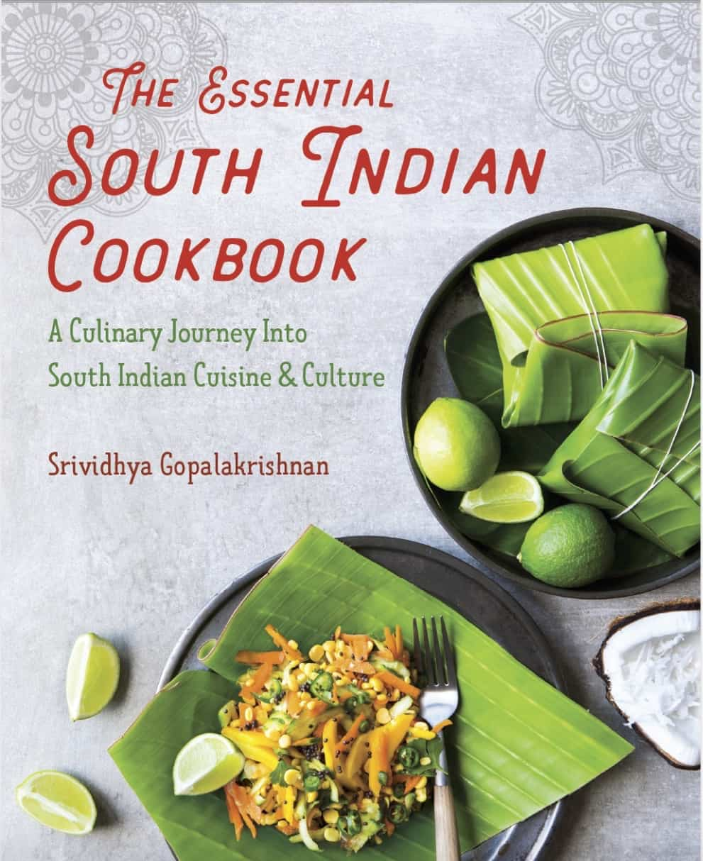The Essential South Indian Cookbook Cover
