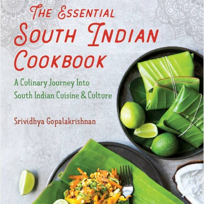 The Essential South Indian Book Cover
