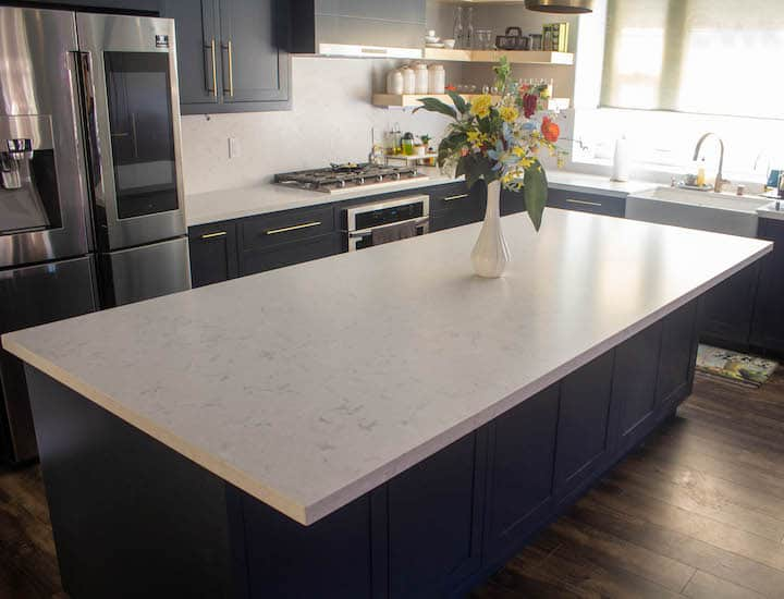 quartz counter - swanbridge design