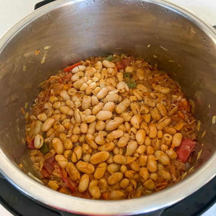 cooked chakalaka