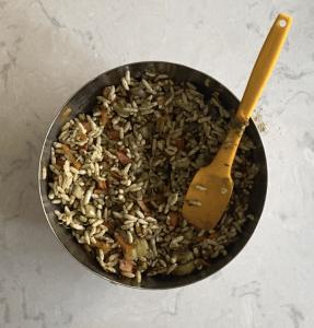 mixed bhel