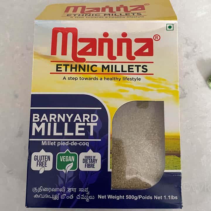 ethnic manna brand