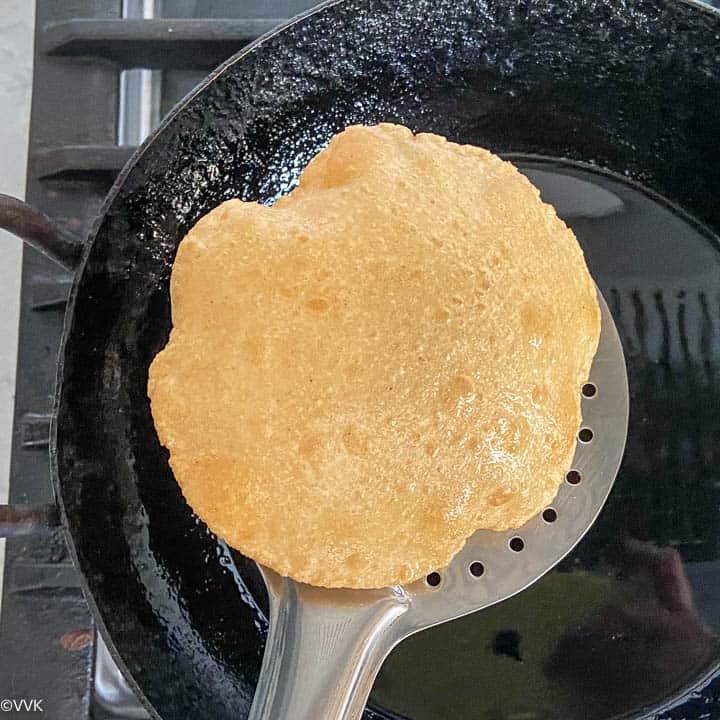 deep fried puri