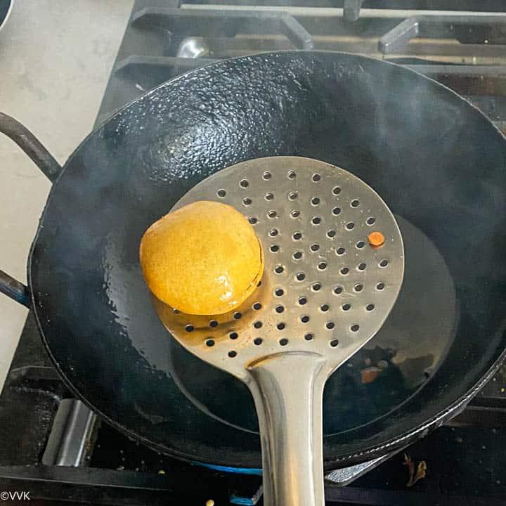 deep fry them