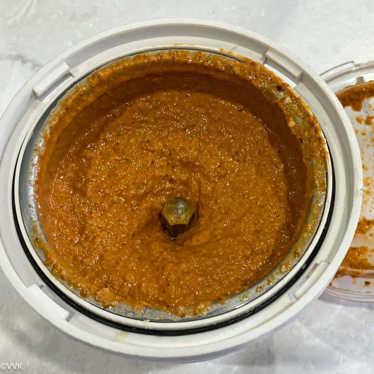 ground sambar masala